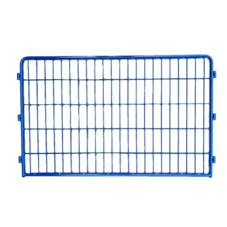 SalesBridges Shelf Maxi Steel Roll Container with powdercoating