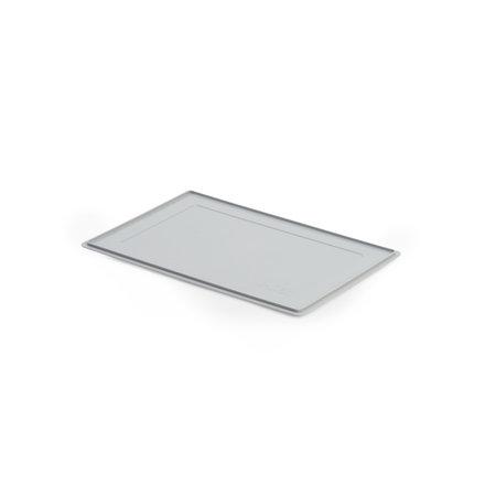 SalesBridges Eurobox Universal 40x30x32 cm plastic stackable container  - Closed handle