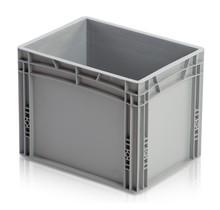 Eurokrat 40x30x32 cm  Eurobox Stapelbak plastic Bakken  Dicht Handvat