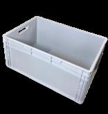 SalesBridges  Eurobox Universal 60x40x27 cm closed handle Euro container KTL box Superdeal