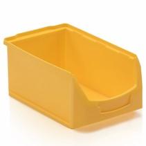 Storage bin Plastic C PP 35x21.3x15cm  Yellow