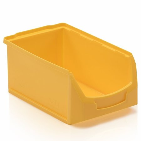 SalesBridges Storage bin Plastic C PP 35x21.3x15cm Yellow