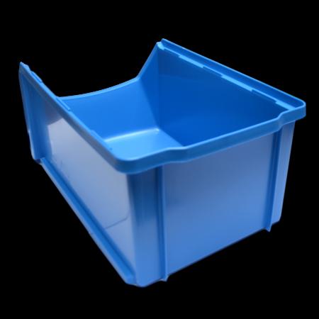 SalesBridges Storage bin Plastic D PP 51x31x20cm  Yellow