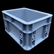 Plastic Kratten 20x15x12 cm geen handvaten Stapelbak Eurobox