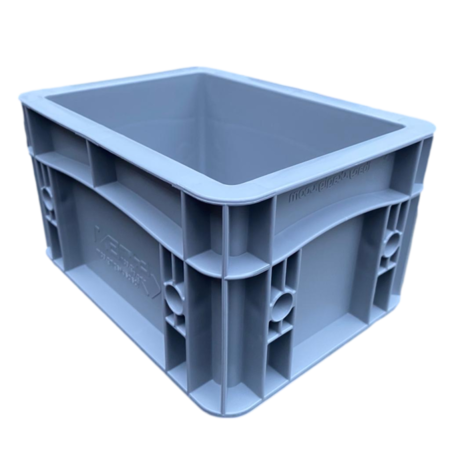 SalesBridges Eurobox  20x15x12 cm closed handle Eurocontainer Container
