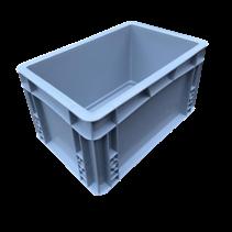 Plastic Kratten 30x20x17 cm geen handvaten Stapelbak Eurobox