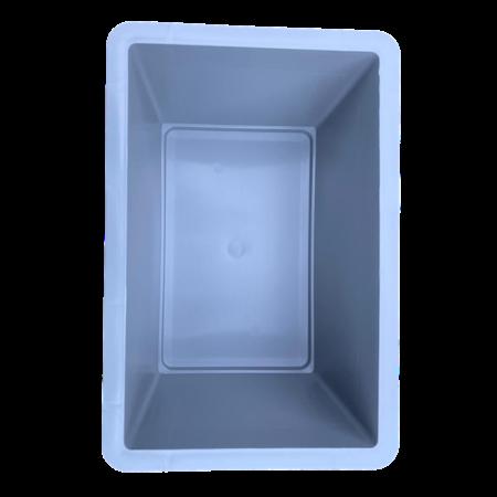 SalesBridges Bac de rangement  30x20x17 cm en plastique