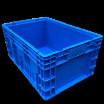 Bac de rangement  RL-KLT 60x40x28 cm Eurobox avec trous de drainage