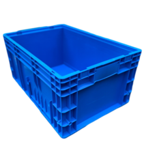 RL-KLT container 60x40x28 cm Eurobox with drainage holes