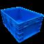 SalesBridges Bac de rangement  RL-KLT 60x40x28 cm Eurobox avec trous de drainage