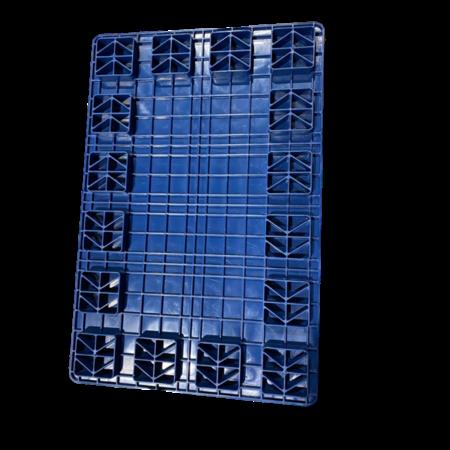 SalesBridges R-KLT Bac de rangement Bleu Fond de grille renforcé