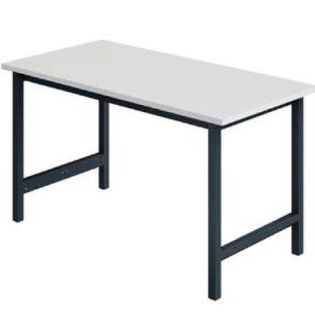 SalesBridges Table de travail Ergonomique modèle TPL 250 kg Anthracite
