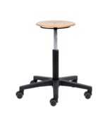 SalesBridges Ergonomic stool workstool NATUR
