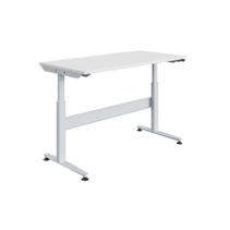 Ergonomic worktable 140 kg  Electrically adjustable REGULOG-model