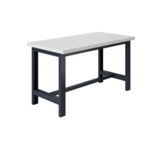 Ergonomic worktable SI-model  1500 kg Antracite