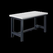 Ergonomische werktafel SI-model 1500 kg Antraciet