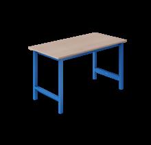 Ergonomische werktafel  250 kg TPL-model Industrieel blauw