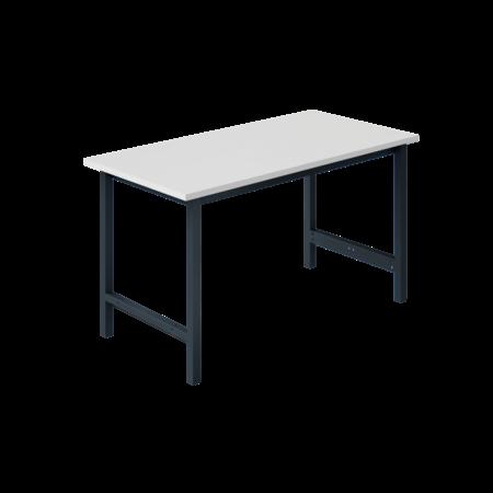 SalesBridges Ergonomische werktafel TPL-model 250 kg Antraciet