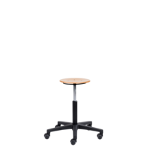 Ergonomic stool workstool NATUR