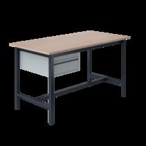 Table de travail Ergonomique 500 kg modèle PTH Anthracite