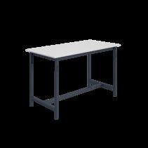 Table de travail Ergonomique réglables 300 kg PTH Anthracite
