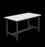 SalesBridges Table de travail Ergonomique réglables modèle PTH 300 kg Anthracite