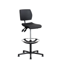 Ergonomic work chair ERGOSLIM