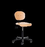 SalesBridges Chaise de bureau Ergonomique NATUR