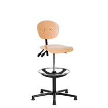Ergonomic desk chair NATUR
