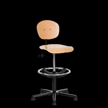 SalesBridges Ergonomische bureaustoel NATUR