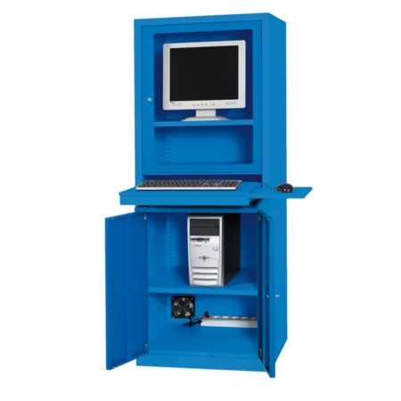 SalesBridges Computer cabinets AIC500 Industrial blue