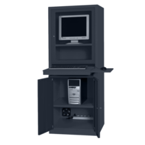 Computer cabinet AIC500 Anthracite