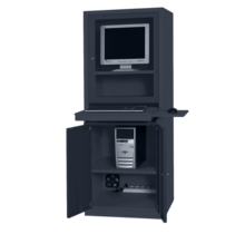 Computer cabinets AIC500 Anthracite