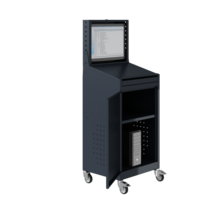 Computer cabinets AIC 2009 Anthracite