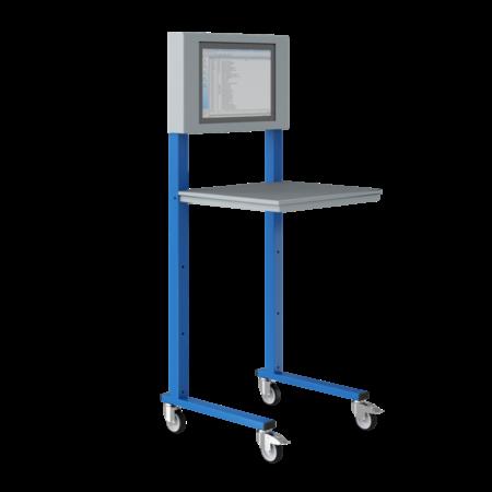 SalesBridges Support informatique PC Bleu industrie