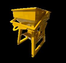 Betonstortkubel Betonbak voor Kraan Handmatig Cement Silo