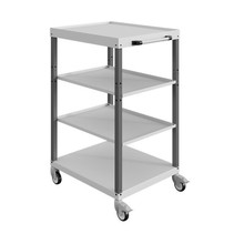 Workshop trolley CAR with trays 4 Grey Antracite