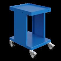 Werktrolley Werkplaatswagens Magazijnkar SV Industrieel Blauw