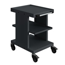 Worktrolley Warehouse Trolley SV Grey Anthracite