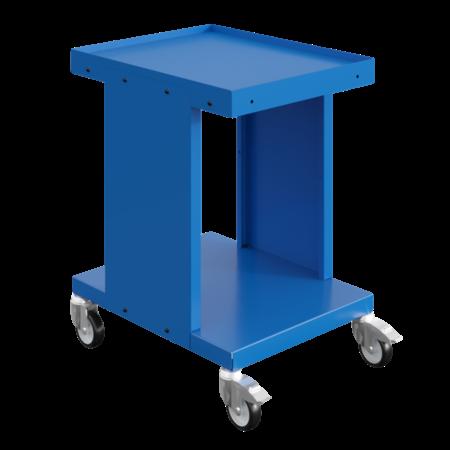 SalesBridges Werktrolley Werkplaatswagens Magazijnkar SV met lades Industrieel Blauw