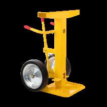 Laadbrug voor trailers vrachtwagen laadsteun 1025 mm tot 1344 mm