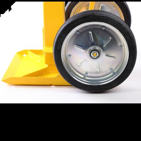 SalesBridges Béquille de Sécurité Télescope pour remorque  1025 mm - 1344 mm