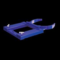 Collier de serrage pour baril en acier
