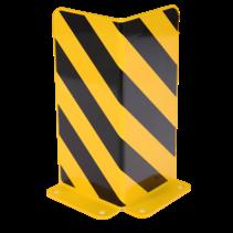 Sabot de protection en acier L-profile pour rayonnage