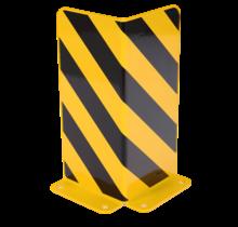 Palletstelling beschermer 5mm Staal L-Profiel Stellingbescherming  H40cm