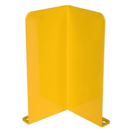 SalesBridges Sabot de protection 5mm acier L-profile pour rayonnage H40cm