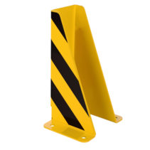 Crash Protection Guards Steel U-Profile for racks