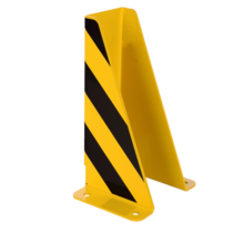 Palletstelling beschermer 5mm Staal U-Profiel Stellingbescherming  H40cm