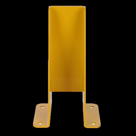 Dancop Palletstelling beschermer 5mm Staal U-Profiel XL Stellingbescherming  H40cm
