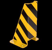 Palletstelling beschermer 5mm Staal U-Profiel XL Stellingbescherming  H40cm